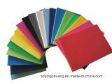 Hoja plástica de la espuma del PVC de los productos del PVC de la tarjeta libre colorida de la espuma
