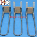 Elemento de aquecimento diferente de Disilicide de molibdênio de Shap