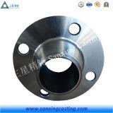 OEMの炭素鋼は管付属品のフランジを造った