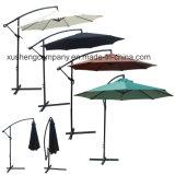 Cortina /Steel al aire libre compensado de Sun del patio que cuelga el paraguas