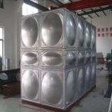 De Tank van het Water van het roestvrij staal voor Tank van het Water van de Warmtepomp de Sectionele