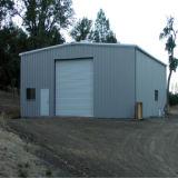 Almacén de acero prefabricado ligero con la certificación del Ce