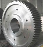 Pignon droit classé lourd de l'acier 1045 de précision