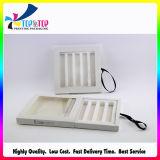 Lápis do batom e caixa de empacotamento de Lipgloss