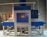 Shell del teléfono móvil/máquina automática del chorreo de arena del transportador de la placa de aluminio
