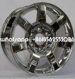 Оправа колеса классицистического автомобиля крома алюминиевая для Cadillac