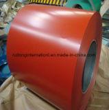 Recouvert de zinc enduit de couleur Gi plaque en acier de toiture