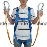 Plein harnais de sûreté de protection d'automne de corps de clip D