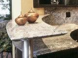 Granito Marmo superiore di vanità / controsoffitto per Cucina, Bagno