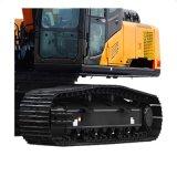 Sany Sy220 22 Toneladas Escavadeira de rodas pequenos equipamentos de escavação