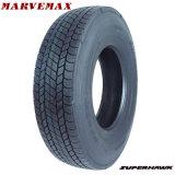 pneu radial de 315/80r22.5 Longmarch, pneu lourd de camion