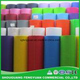 Ткань Nonwoven Spunbond полипропилена тканей тканья OEM водоустойчивая домашняя
