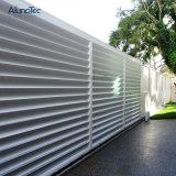 Design exclusivo de preços de cerca de alumínio segura