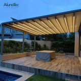Jardim Alunotec Toldo motorizado para pátio exterior