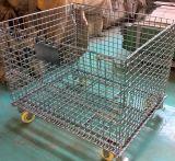 Отсек для хранения проволочной сетки с колеса