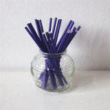 Solid Purple Color 100% Eco-Friendly Paper Straw
