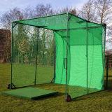 Red de interior de la jaula del club de golf de la red de la práctica de blanco del golf