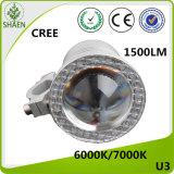 De universele U3 LEIDENE Lamp van de Motorfiets Populaire CREE 30W