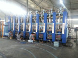 Dubbele het Vormen van de Injectie van het Schuim van EVA van de Kleur Machine