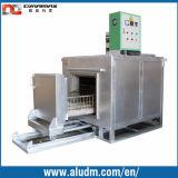 La extrusión de aluminio Die Horno / molde del horno en la reflexión de infrarrojos Rojo