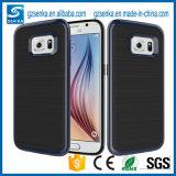 Caso resistente del diseño durable delgado de Motomo para el borde de la galaxia S7/S7 de Samsung