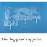 Bolsa de sangre desechable médica del PVC para el uso del hospital
