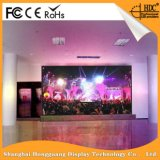 La visualizzazione di LED dell'interno dell'affitto P3.91 con l'alluminio della pressofusione