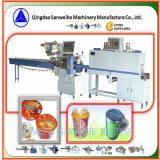 Macchina imballatrice dello Shrink automatico della pasta della tagliatella