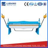 máquina de dobragem (W2.0X2540 W2.5X2540 Caixa de metal máquina de dobragem)