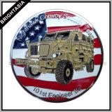 Ingeniero de 101º Desafío Moneda para el equipo de seguridad (BYH-10466)