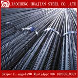 Barra de aço com nervuras laminadas a quente para construção de edifícios