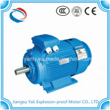 Yali 75kw 100HPの電気3段階の非同期誘導ACモーター2p