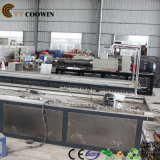 WPCの混合のプラスチックによって泡立つボードの生産ライン、PVC泡のボード機械