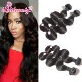 Человеческие волосы объемной волны выдвижения волос 100% Unprocessed бразильские