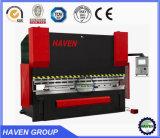 Freio da imprensa hidráulica do CNC, máquina de dobra da placa de metal, máquina de dobra da placa da folha de WC67Y