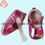 Meninas de couro de moda casual Sapatas do bebê (BH-GB014)