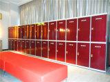 2 Reihen ABS Plastic Locker für Sauna Raum