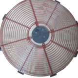 Высокое качество выхлопных газов из нержавеющей стали крышка вентилятора