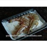 Guoliang hizo muestra libre la bandeja de la carne fresca con el cojín, bandeja disponible de la carne fresca del OEM de la seguridad alimentaria con el cojín