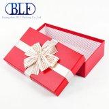 Красная бумага подарочная упаковка (BLF-PBO050)