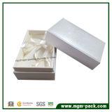 Doos van de Gift van de Verpakking van de hoogste Kwaliteit de Witte Houten