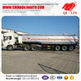 Полный вес 40 топливозаправщика тонн трейлера Semi для нагружать горючих жидкостей