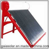 Tubo de vidro de vácuo Non-Pressure para aquecedor de água solares