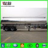 2 Aluminiumlegierung-Kraftstoff-Tanker der Wellen-35000liters