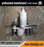 Panier d'angle dans la salle de bain des accessoires de salle de bain en provenance de Chine