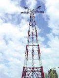 Прочная передающая линия башня высокого качества