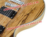 Lp Custom Style Ebony Fingerboard Guitare électrique (CST-139)