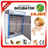 De industriële Incubator van de Kip voor de Eieren die van het Gevogelte Incubator va-3872 uitbroeden