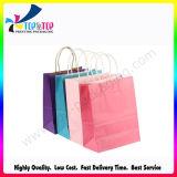 White ecologico Kraft Paper Bag con Handle