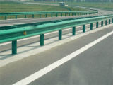 ハイウェイの構築のための電流を通された調節可能な足場の塀